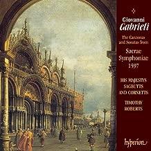 gabrieli sacrae symphoniae