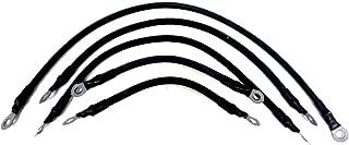 3G Battery Cable Set -for EZGO Marathon/TXT Golf Carts 1986-1994