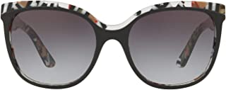 Burberry Square Sunglasses For Women, Grey - BE4270 37298G 55