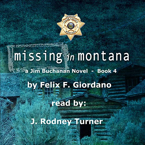 Couverture de Missing in Montana
