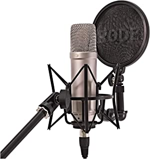 Rode NT1-A New Generation Cardioid Condenser Microphone