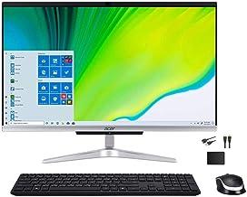 "$779 » Newest ACER Aspire 23.8"" FHD Premium All-in-One Computer Bundle Woov Accessory | Intel Quad Core i3-1005G1 | 16GB RAM | 51..."