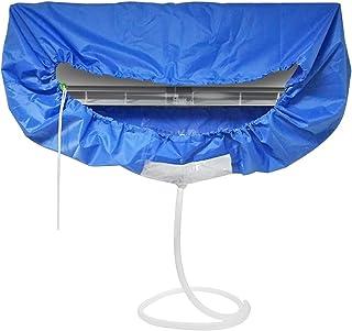 スポンサー広告 - エアコン 洗浄 カバー 掃除 シート 壁掛け用 排水 家庭用クリーニング 【ホース長さ 約2m】CoiTek