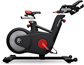 Life Fitness IC4 Exercise Bikes, Black
