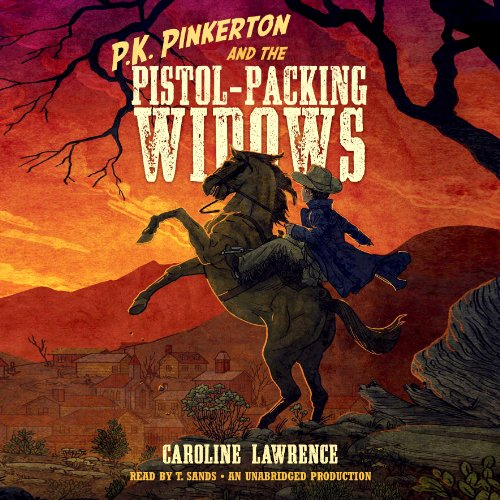 P.K. Pinkerton and the Pistol-Packing Widows cover art