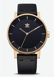 8574c3af1c52 Adidas Reloj Analógico para Hombre de Cuarzo con Correa en Cuero Z08-1604-00