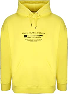 GIVENCHY Luxury Fashion Mens BMJ04030AF737 Yellow Sweatshirt | Fall Winter 19