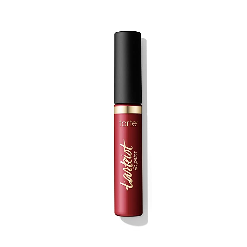 のれんピカリング農夫タルト Tarteist Quick Dry Matte Lip Paint - # Extra (Bright Red) 6ml/0.2oz並行輸入品