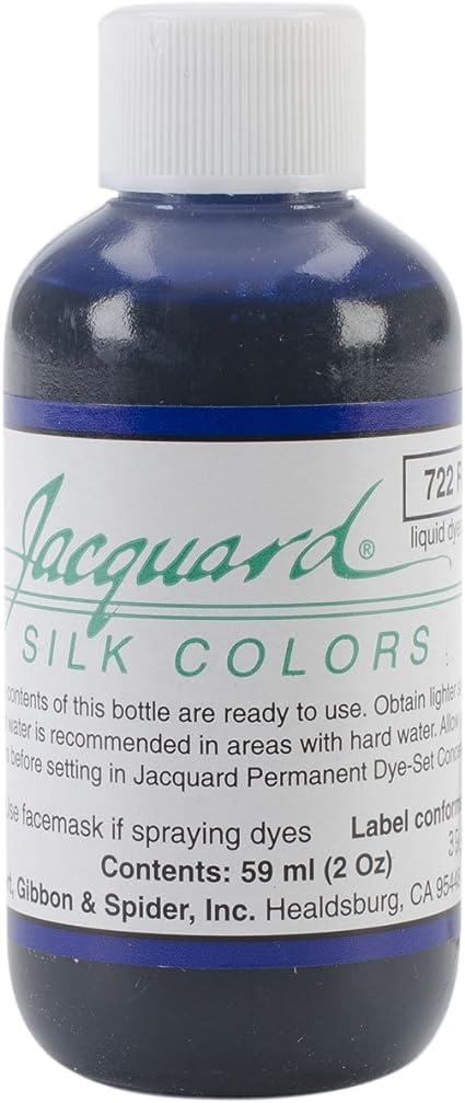 Jacquard Products - Tintes para Colores de Seda (2 oz), Color Magenta