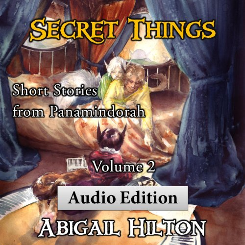 Secret Things cover art