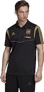 Los Angeles FC Men's Team Logo Coaches Climalite Performance Polo Shirt