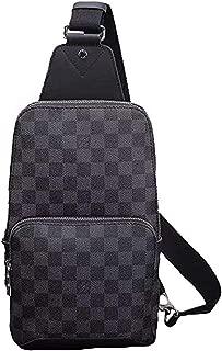 SGCO.FS Men's Shoulder Bag Printed Chest Bag Messenger Bag N417192