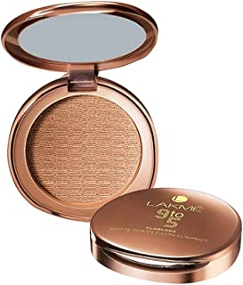 Lakme 9 to 5 Flawless Matte Complexion Compact, Apricot, 8 gm
