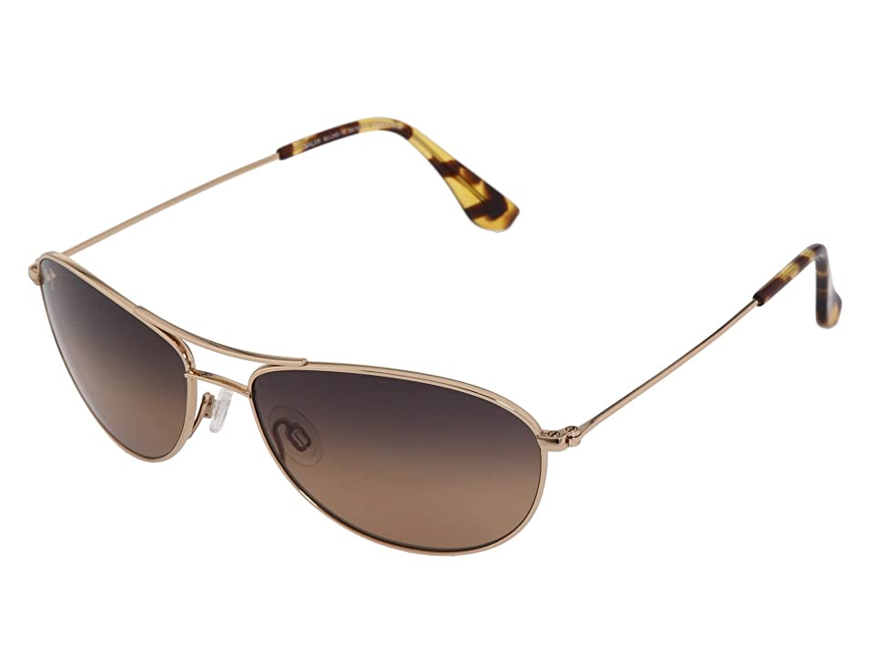 Maui Jim Baby Beach (Gold/HCL Bronze Lens) Sport Sunglasses