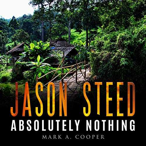 Jason Steed Absolutely Nothing cover art