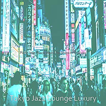Piano Jazz - Background for Shops in Shinjuku
