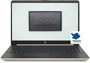 Hp 15 Premium Laptop Computer PC, 15.6 inch HDTouchscreen Micro-Edge Display, 8th Gen Intel Core i3-8145U up to 3.9GHz, 8...