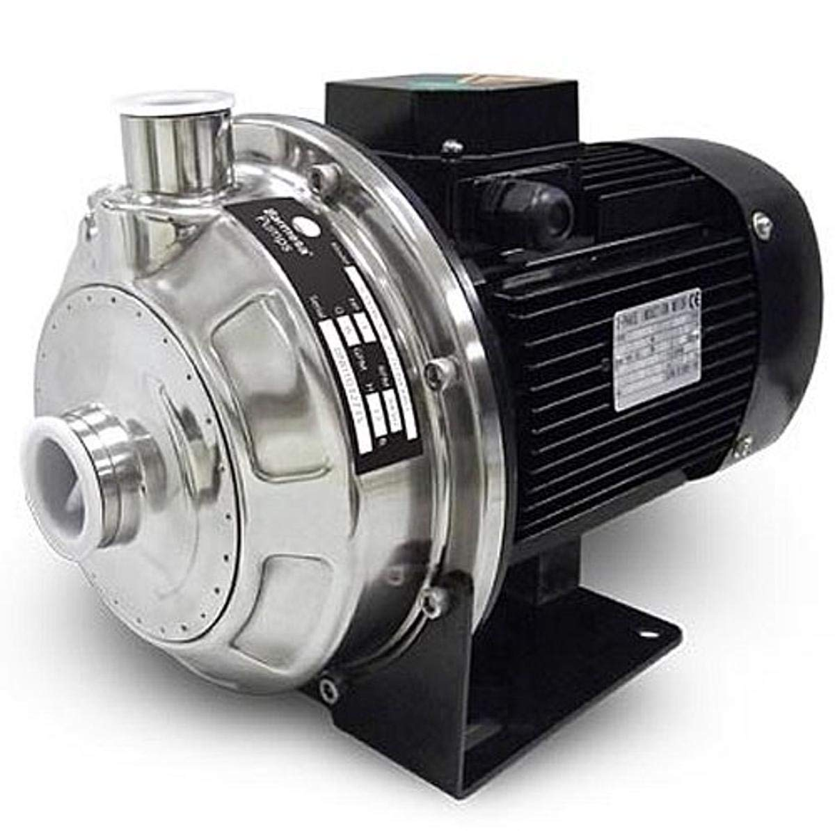 Barmesa Pumps 70080063B Minneapolis 25% OFF Mall End-Suction Stainless Steel- Centrifugal