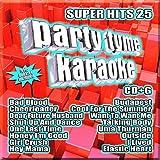 Party Tyme Karaoke - Super Hits 25 [16-song CD+G] by Party Tyme Karaoke (2015-05-04)