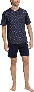 Schiesser Men's Comfort Fit Schlafanzug Kurz Pyjama Sets