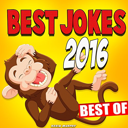 Best Jokes 2016 audiobook cover art