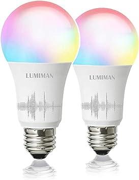 Explore light bulbs for Alexa