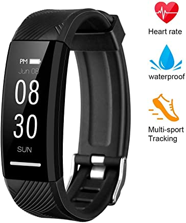 Dr.fasting instecho Fitness Tracker, Custom Activity Tracker with Heart Rate Monitor, Multiple