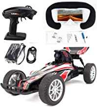EMAX Interceptor FPV Indoor Race RC Car with Camera Kit Goggles Radio Controller Car