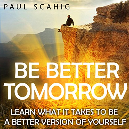 Be Better Tomorrow Titelbild
