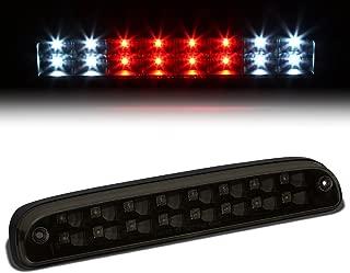 For Ford Super Duty/Ranger/Mazda B-Series High Mount Dual Row LED 3rd Tail Brake/Cargo Light (Black/Smoke)