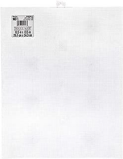 Mesh Plastic Canvas #10 - Rectangle - 10-1/2