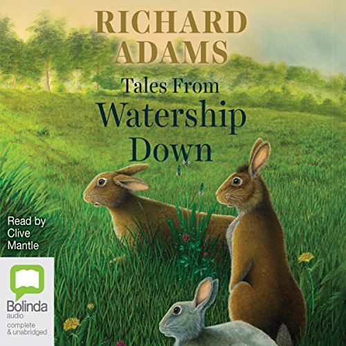 Tales from Watership Down audiobook cover art