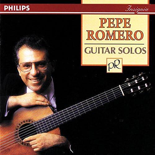 Pepe Romero & Celin Romero