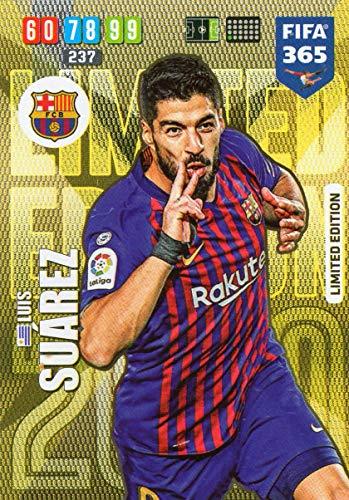 FIFA 365 2019 tarjetas de edición limitada-Panini Adrenalyn XL Premium Gold Limited