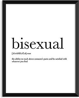 bisexual poster