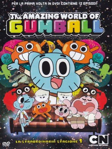 The amazing world of GumballStagione01Volume01