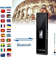 Goglor Easy Trans Smart Language Translator Device,Instant Offline Language Translator Device Support 40 Languages, Real-time Electronic Pocket Voice Translator for Learning Shopping Travel Business