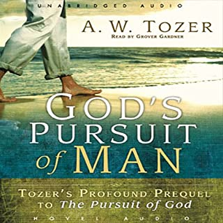 God's Pursuit of Man audiobook cover art