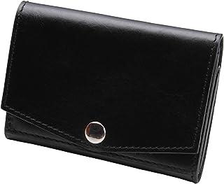 [TRACUS] 財布 小さい財布 メンズ 本革 プルアップレザー 三つ折り コンパクト ミニ財布