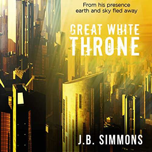 Great White Throne audiobook cover art