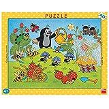 Dino Toys 322011 Little Mole - Puzzle de Escritorio con Marco