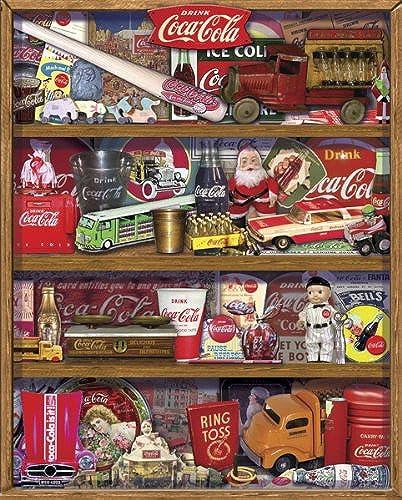 Springbok Coca-Cola A Collection 1500 Piece Jigsaw Puzzle