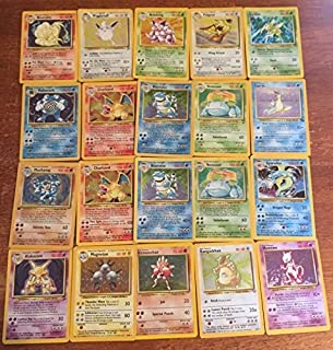 Best unopened first edition pokemon cards Reviews