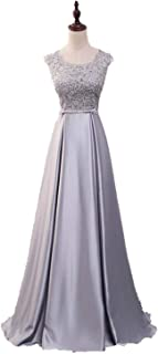 Elegant Evening Dress Appliques Banquet Party Dress Stunning Satin Prom Dresses Robe De Soiree vesti