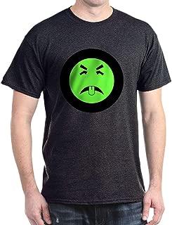 CafePress Mr. Yuk Logo Poison Control Desgin Cotton T-Shirt