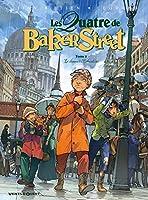 QUATRE DE BAKER STREET T.02 (LES) : LE DOSSIER RABOUKINE 2749305195 Book Cover