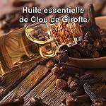 Huile Essentielle de CLOU DE GIROFLE BIO - Eugenia Caryophyllus - Distillée en FRANCE - Mearome - 30 ml - 100% Pure et Naturelle, HEBBD, HECT #2