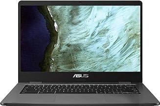 "Asus Chromebook C423NA-BCLN5 14"" 4GB 32GB Intel Celeron N3350 X22.4GHz Chrome OS,Gray"