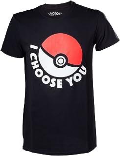 Pokemon I Choose You Camiseta para Hombre