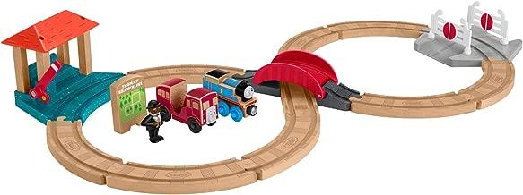 Thomas & Friends Fisher-Price Wood, Racing-8 Set